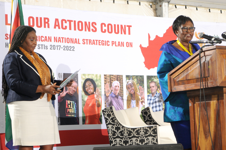 SANAC URGES SOUTH AFRICANS TO COMMIT TO IMPLEMENT NATIONAL HIV PLAN